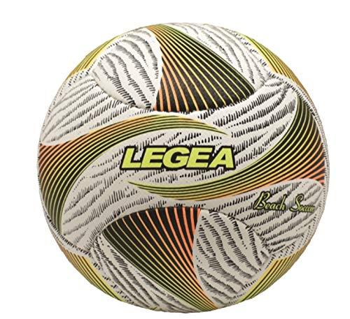 LEGEA Balón Beach Soccer Rabona Fútbol Fútbol Entrenamiento Balls Line Muscular Torneo Sport