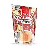Pancake + Protein: Tortitas de avena con proteína, Tarta de queso con fresas - 400 g