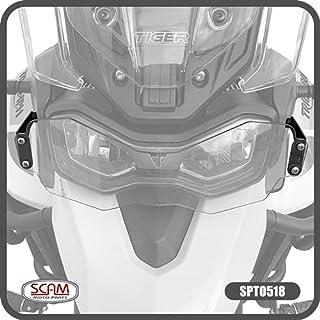 Protetor Farol Policarbonato Tiger900 2020+Spto518 Scam