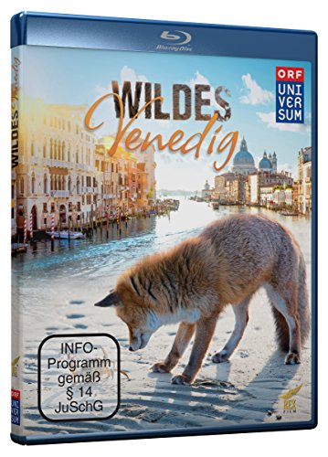 Wildes Venedig [Blu-ray]