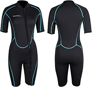 Best front zip wetsuit women's Reviews