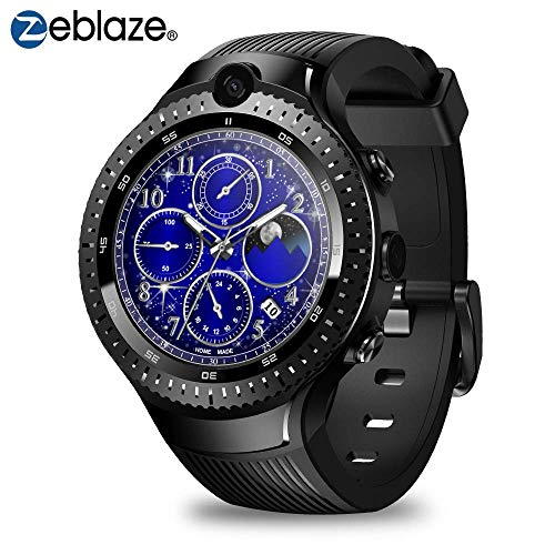 Our #9 Pick is the Zeblaze Thor 4 Dual Smartwatch with Camera