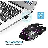 IMG-1 zocone mouse gaming wireless led