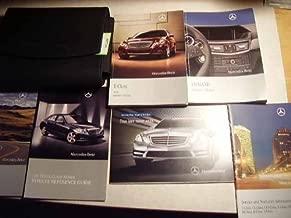 2010 Mercedes E-Class Sedan Owners Manual