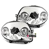 europetuning - 11116 - PHARES SPORT CHROME LOOK FEUX V6 CLIO 2 / CLIO B/PHASE 1 1998-2001