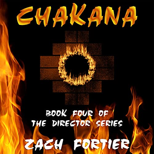 Chakana Audiobook By Zach Fortier cover art