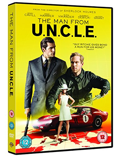 The Man From UNCLE [DVD] [2015]