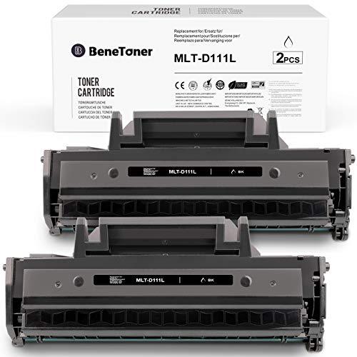 2 BeneToner Toner Kompatibel für Samsung MLT-D111XXL für Samsung Xpress C430 C430W C480 C480W C480FN C480FW
