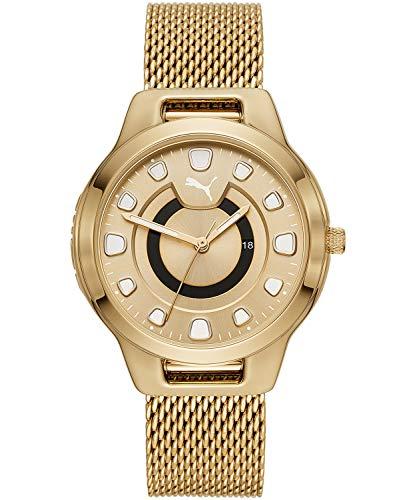 La mejor selección de Reloj Puma Dorado , listamos los 10 mejores. 4
