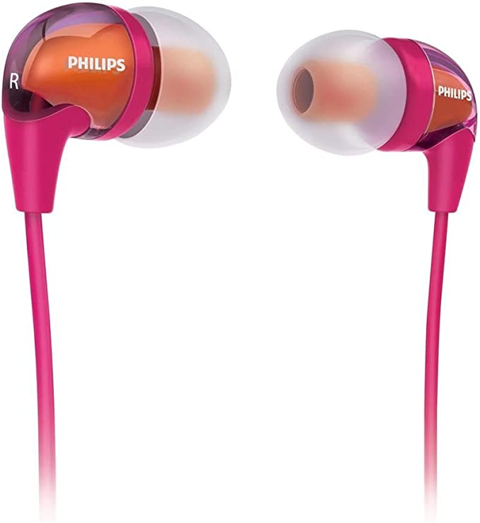 Philips She3683 Inear Kopfhörer Mit Austauschbaren Elektronik