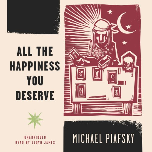 All the Happiness You Deserve audiobook cover art
