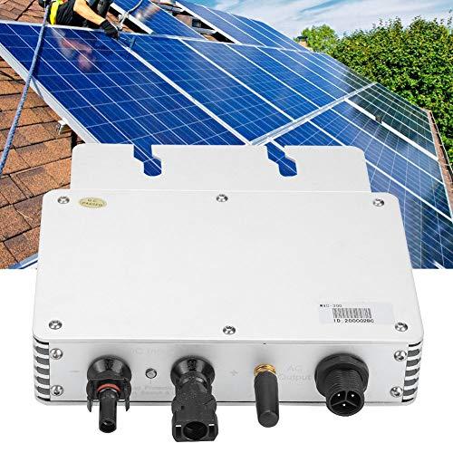 Meiyya Microinversor,Inversor fotovoltaico Micro Solar Duradero para Sistema de generación de energía 220V Inversor Solar Microinversor Solar