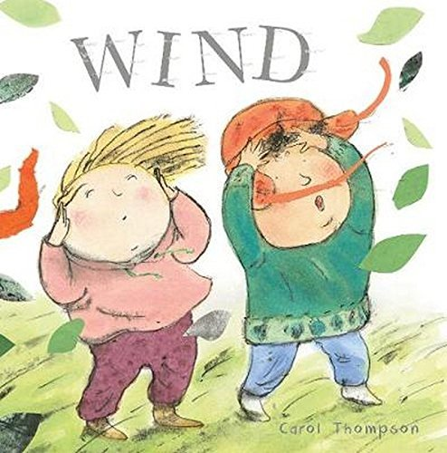 Wind (Whatever the Weather) by Carol Thompson(2015-01-01)