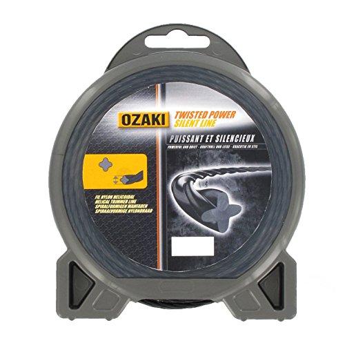 Greenstar 3921 Fil nylon hélicoïdal Ozaki Premium ø 3,0 mm x 56 m