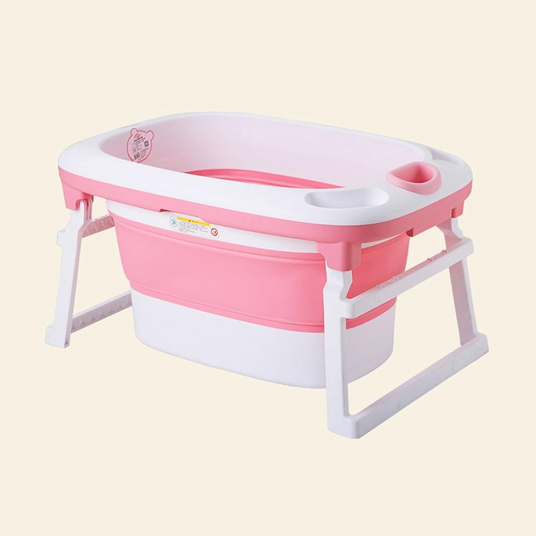 KTYX Kinder knnen Ein Neugeborenes Baby-Bad-Isolationsbad sitzen Aufblasbare Badewanne (gre   A)