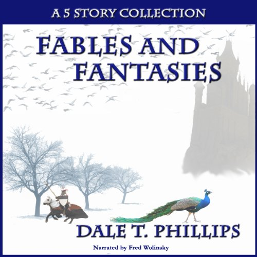 Fables and Fantasies audiobook cover art
