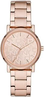 Reloj de Pulsera Análogo, DKNY, Femenino, Rosa, Unitalla