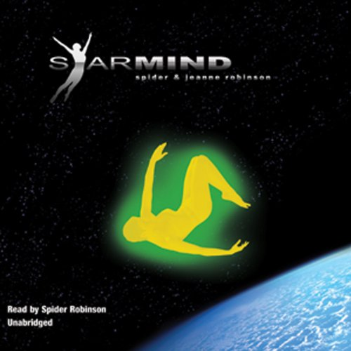 Starmind  audiobook cover art
