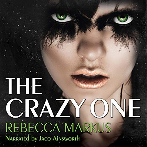 The Crazy One audiobook cover art