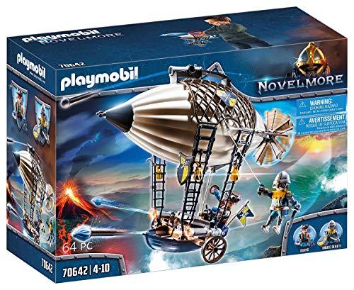 PLAYMOBIL Novelmore 70642 Darios Zeppelin, Ab 4 Jahren