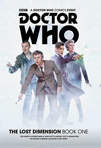 Doctor Who The Lost Dimension 1 [Lingua Inglese]