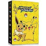 Cartas de dibujos animados para niños, colección GX, incluyendo trajes de cartas de Pokémon, Pokémon Flash, Pokemon Juego de cartas de colección (D)