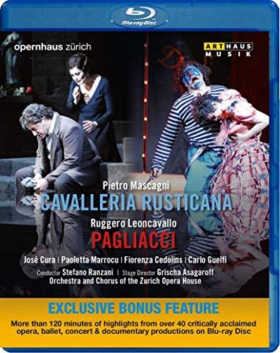 Mascagni / Leoncavallo: Cavalleria Rusticana/Pagliacci [Blu-ray]