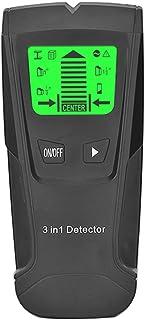 Stud Finder Wall Scanner, 3 in 1 Multi-Function Wall Stud Sensor Detector with LCD Display & Sound Warning,Handheld Anti-S...