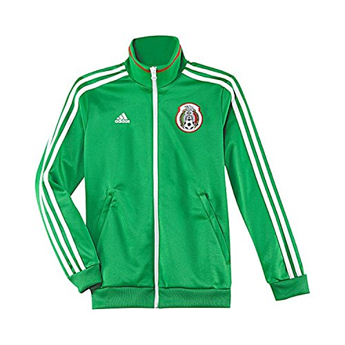 adidas Soccer Apparel Mexico Track Top Youth. (L)