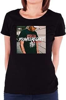 KANSHEN Ski Mask The Slump God Album Womens T-Shirt Gift