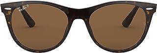 unisex-adult Rb2185 Wayfarer Ii Sunglasses Wayfarer...