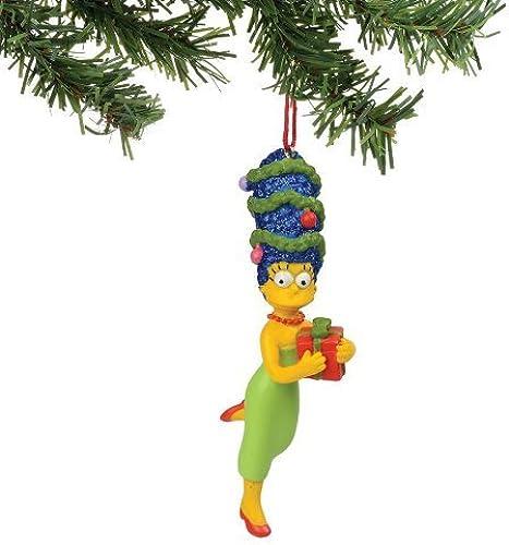 Department 56 Die Simpsons von Marge Hat Geschenk Ornament