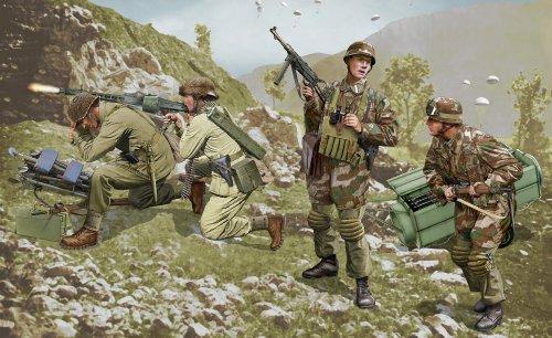 Dragon Figurines German Brandenburg Troops, Leros'43 - 500776743 - 1:35