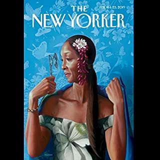 The New Yorker, February 18th and 25th 2019: Part 1 (Jeffrey Toobin, Ian Frazier, Jill Lepore) cover art