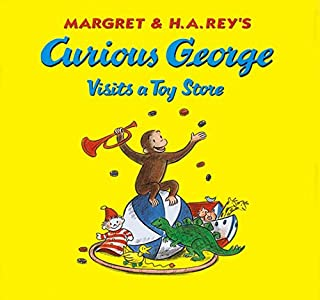 Curious George Visits a Toy Store