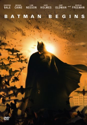 Batman Begins [Reino Unido] [DVD]
