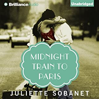 Midnight Train to Paris audiobook cover art