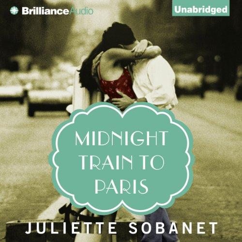 Midnight Train to Paris audiobook cover art