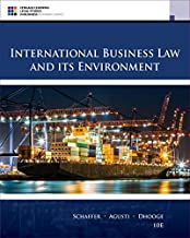 Best international business law and its environment ebook Reviews