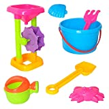 Homyl Kinder Strand Sand Sandkasten Spielzeug Set