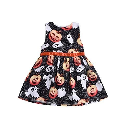 infant baby girl clothes baby girl clothes aunt gothic baby girl clothes Halloween Toddler Kids Baby Girl Cartoon Pumpkin Princess Dress Clothes infant girl clothes smocked baby dresses baby clothes
