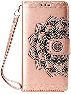 SIZOO - Wallet Cases - Case For for Samsung Galaxy J4 Plus Wallet Card Flip PU Leather Pattern Soft TPU Silicon Case for f...