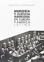 Memoria y justicia transicional en Europa y América Latina