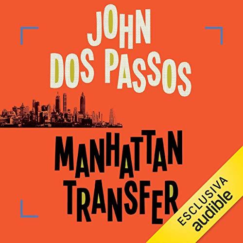 Manhattan Transfer copertina