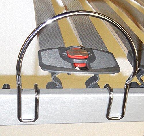 Accessoires-literie - Fermi laterali per materasso, supporto da 20mm (4pezzi)