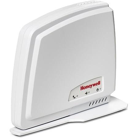 Honeywell Home RFG100 Pasarela de Internet, para manejar el sistema Evohome via App, Blanco, 212 X 140 X 96