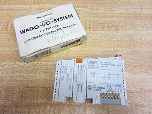 WAGO 750–513Modul I/oder Digital und Analog