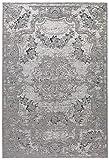 arredo carpet tappeto passatoia ispirato agli aubusson vintage antichi di alto pregi nell'effetto vintage. 60x110