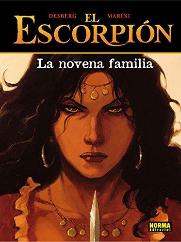 CEC 272. EL ESCORPION 11. LA NOVENA FAMILIA (Comic Europeo (norma))