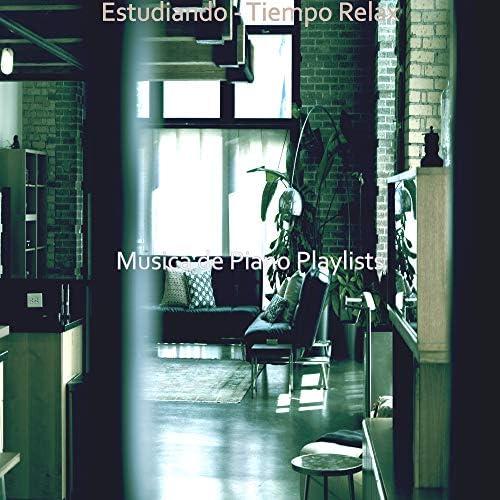 Musica de Piano Playlists